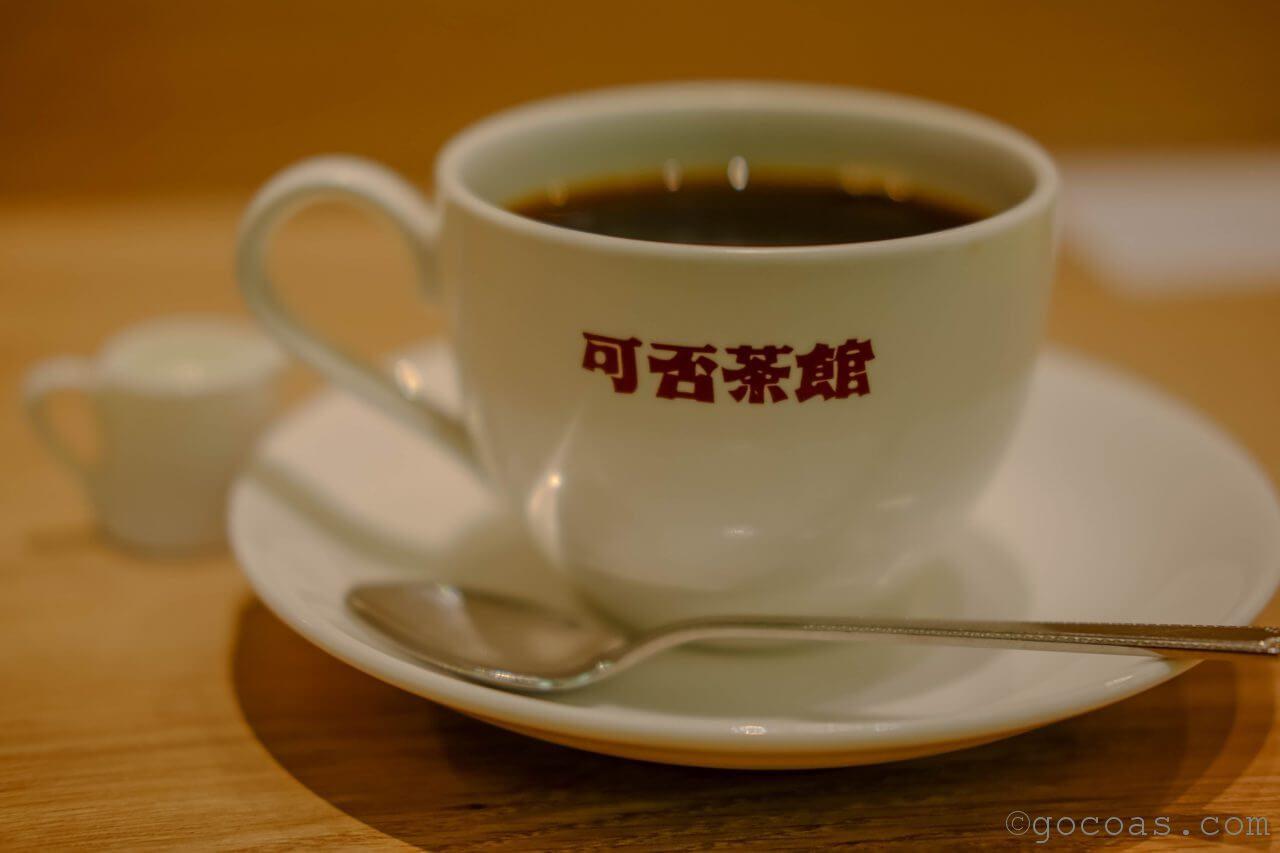 可否茶館コーヒー