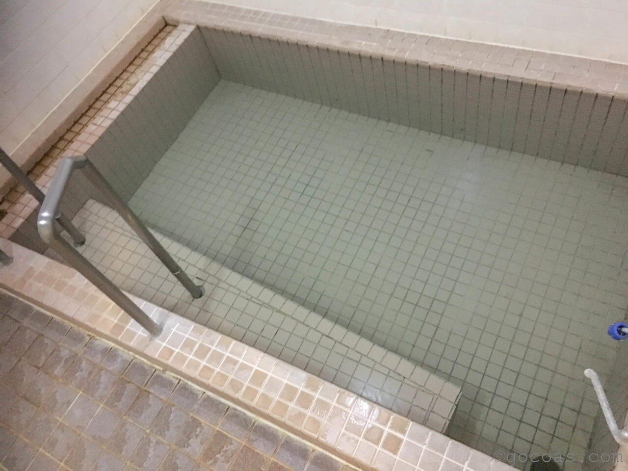 銀泉閣貸切風呂