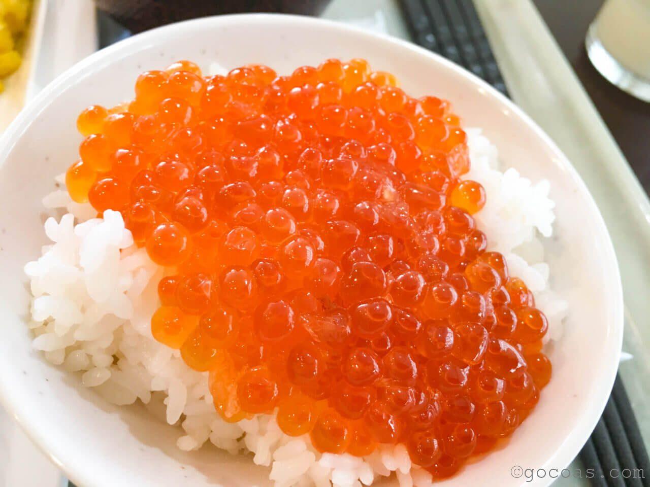 銀泉閣朝食