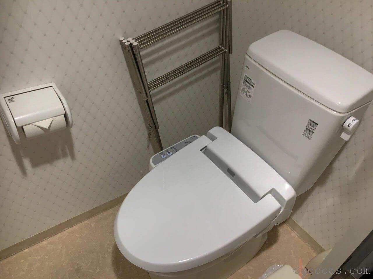 ホテルパコ函館トイレ