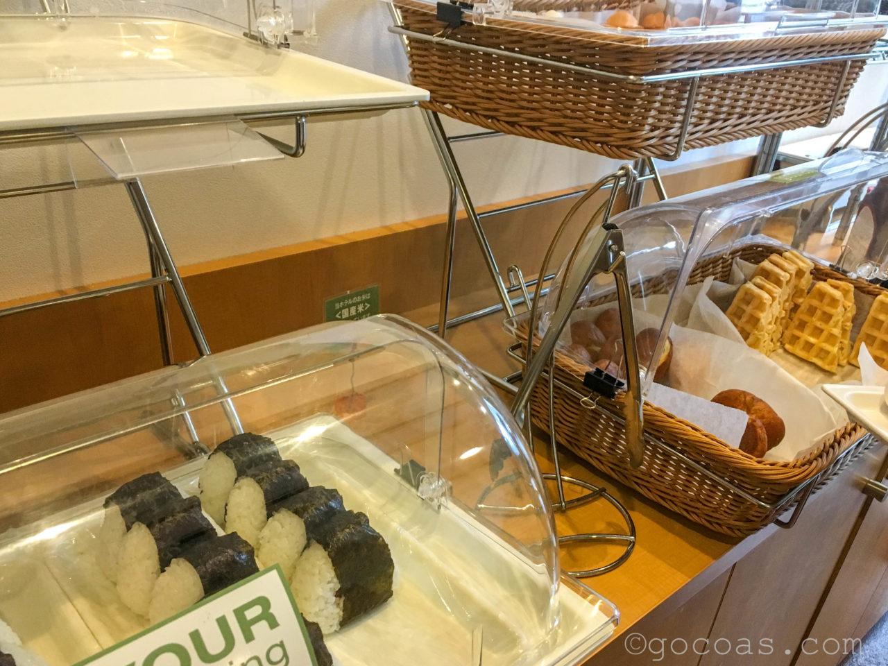 コンフォートホテル長野朝食