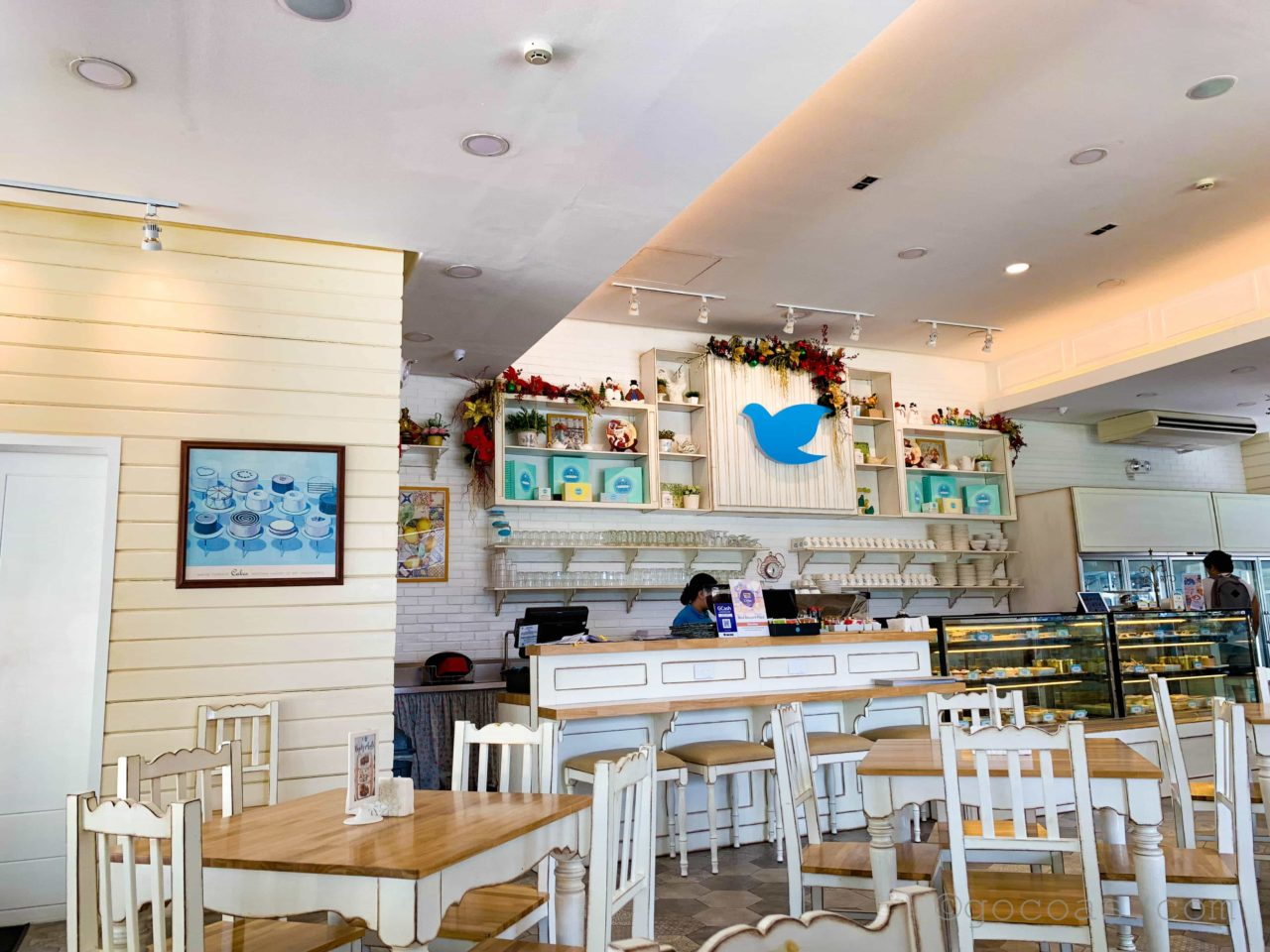 10 Dove Street Confectionery(10 D.C.)店内