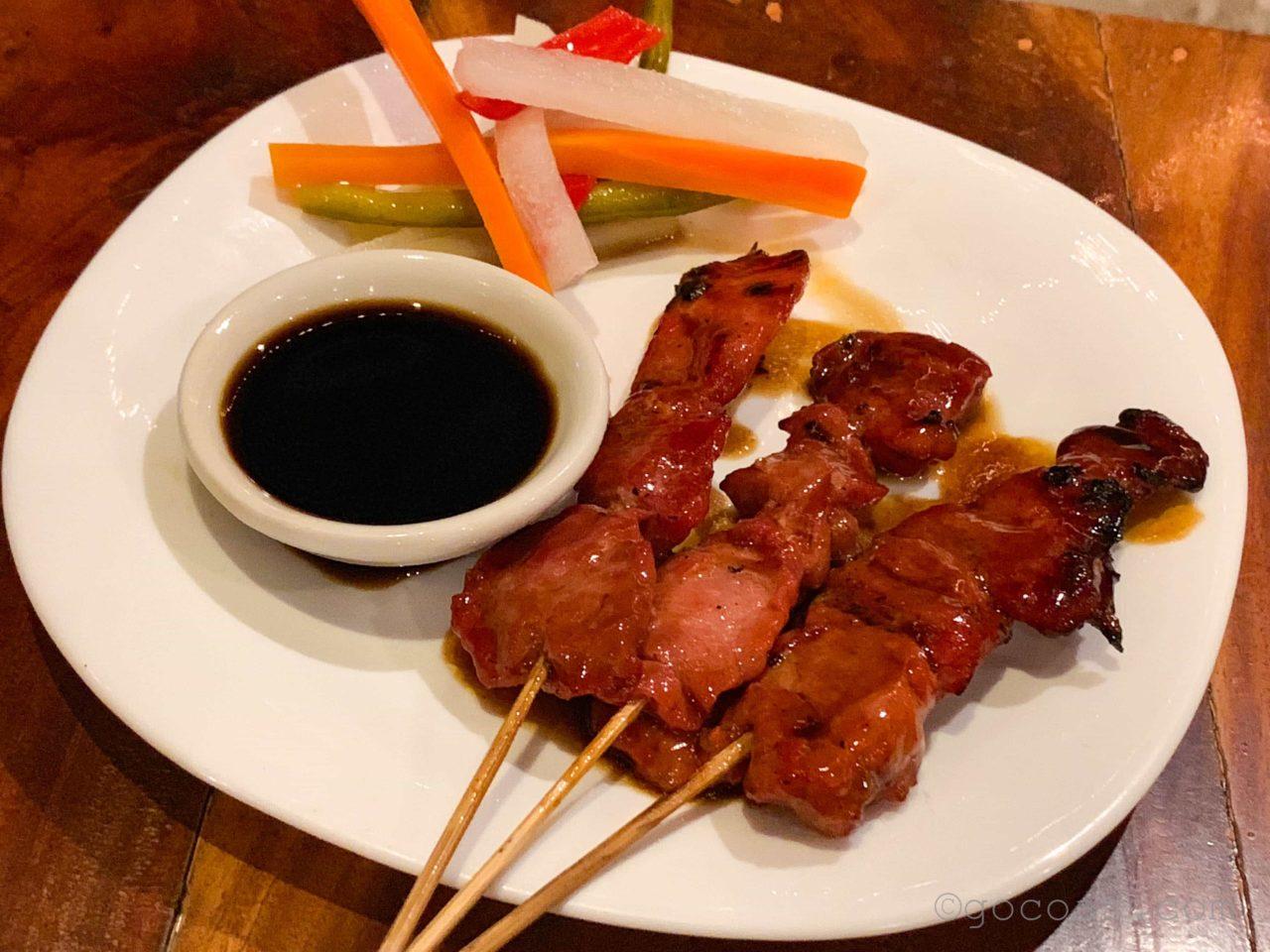 Paul&Madz Restaurant食事