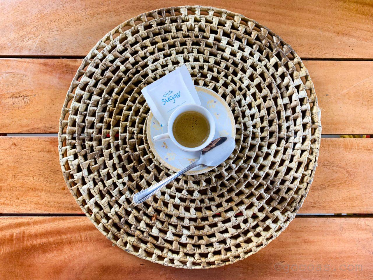 Le BISTROT RESTAURANTコーヒー