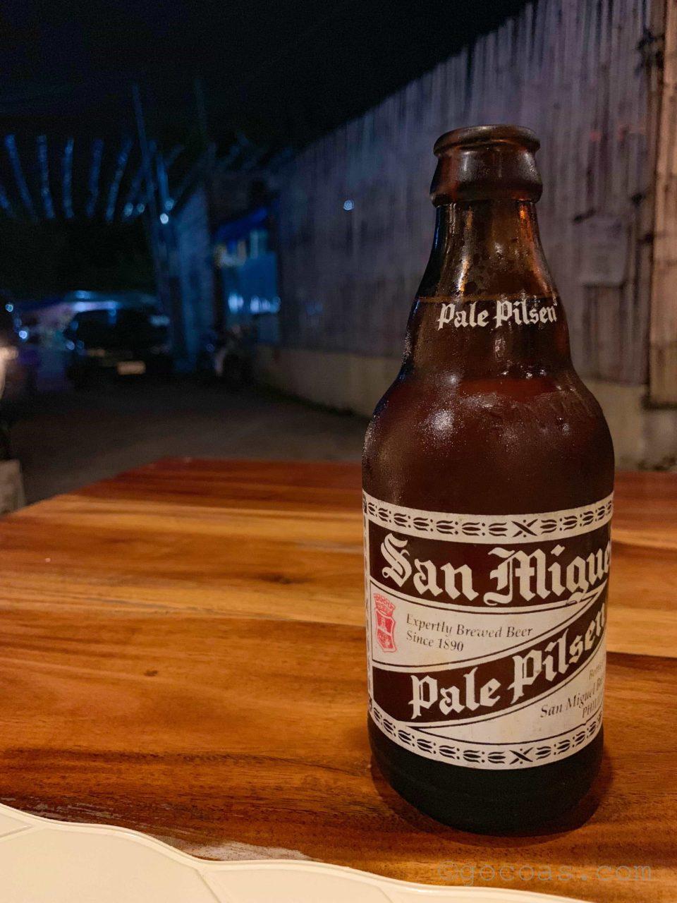 Paul&Madz Restaurantビール