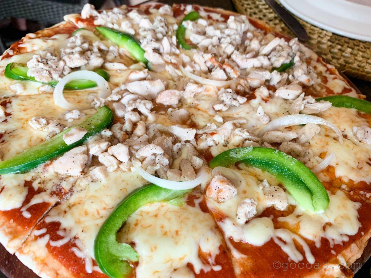 VLK PIZZA&CREPERIEレストランピザ