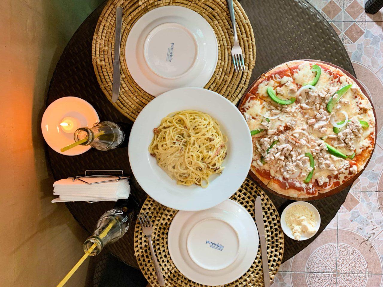 VLK PIZZA&CREPERIEレストラン食事