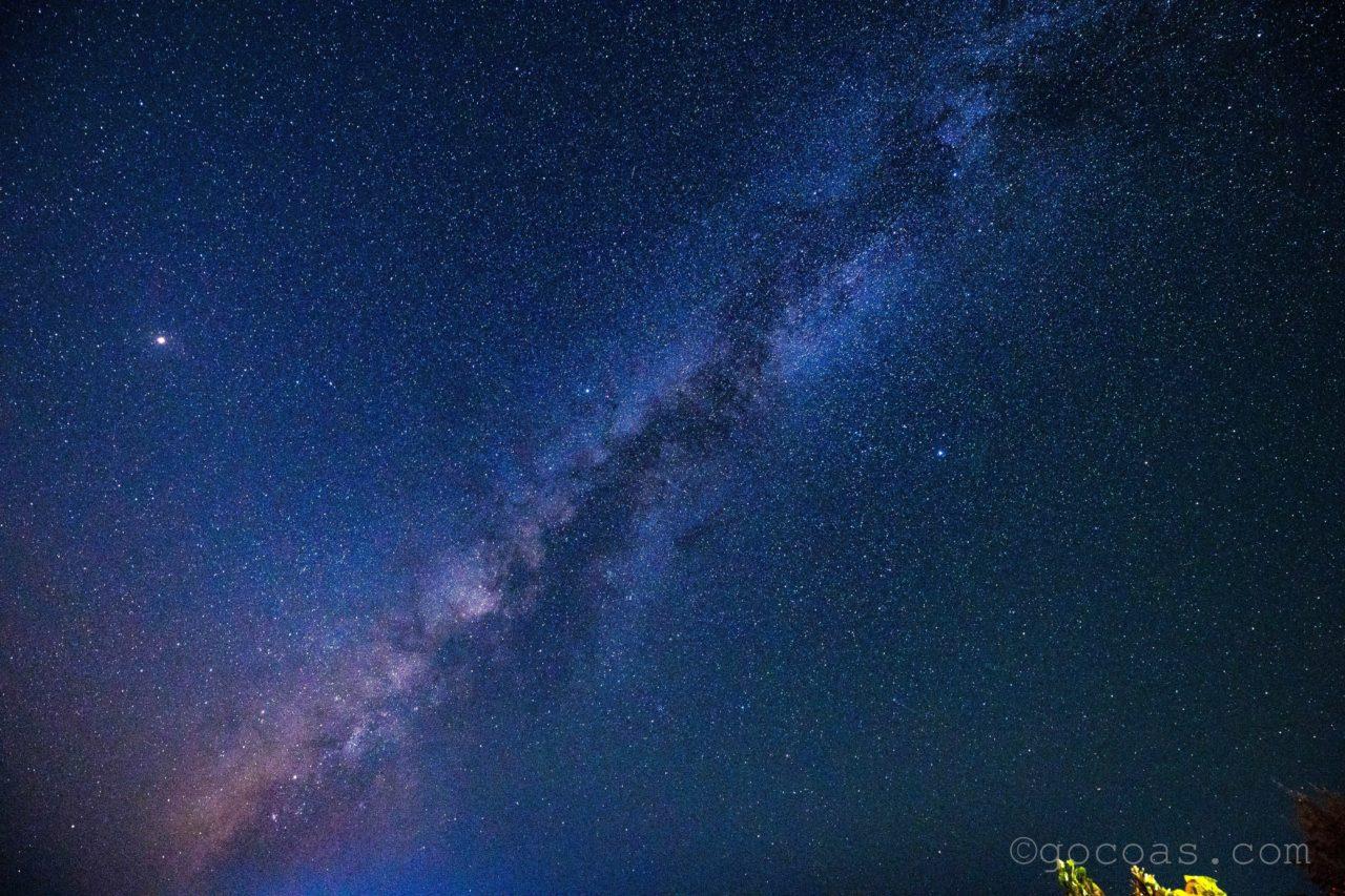 石垣島の天の川