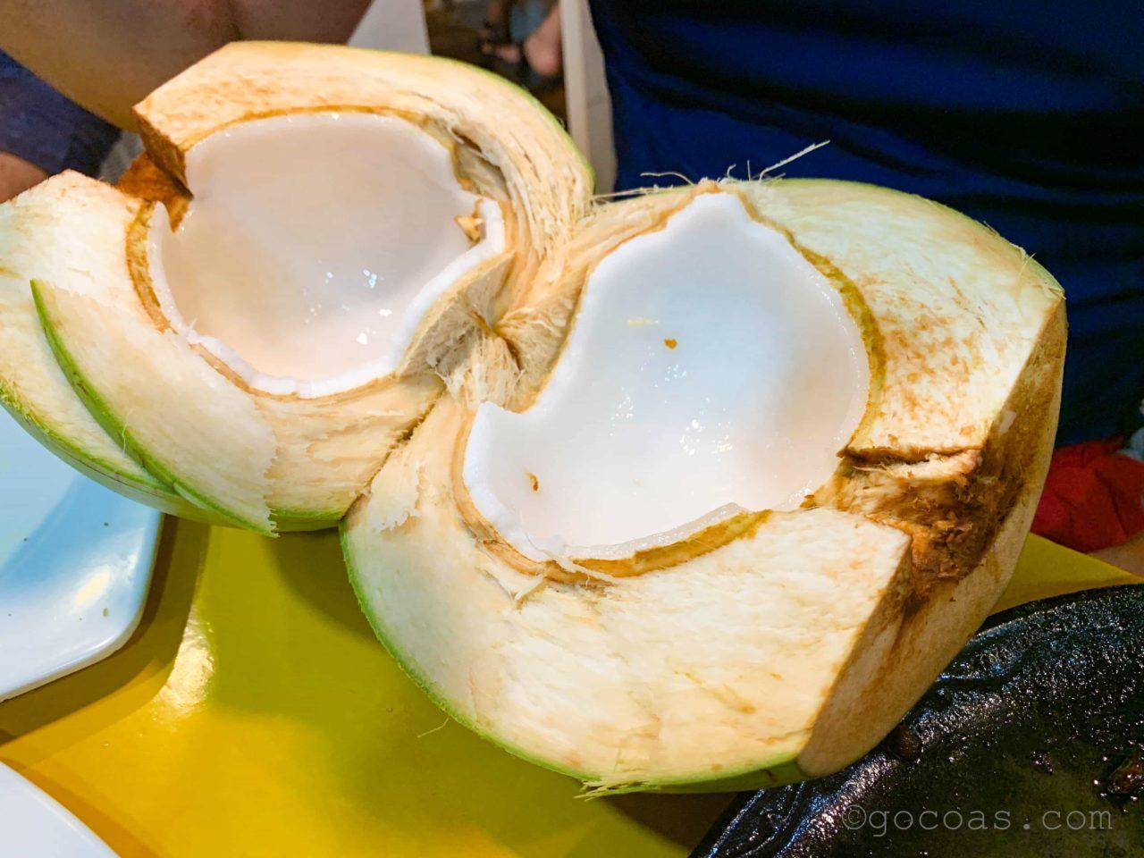 JARACEココナッツ