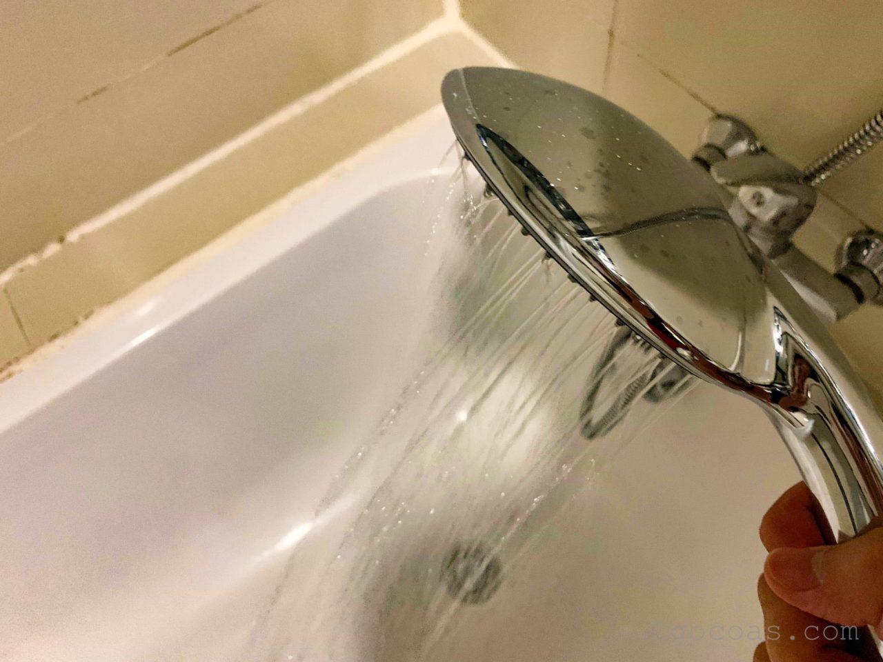 Swiftlets Innシャワー