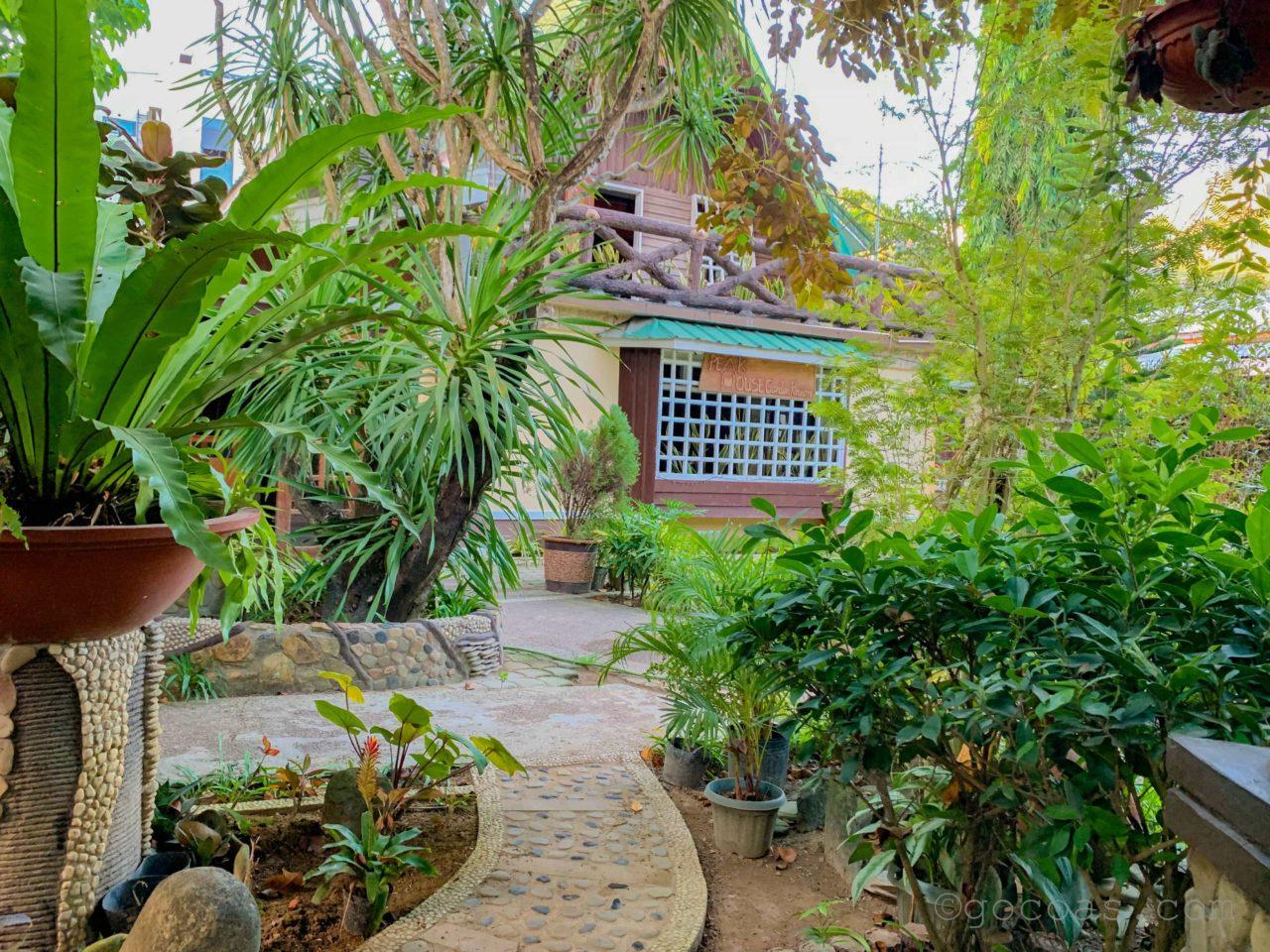 Peak House Gardenガーデン
