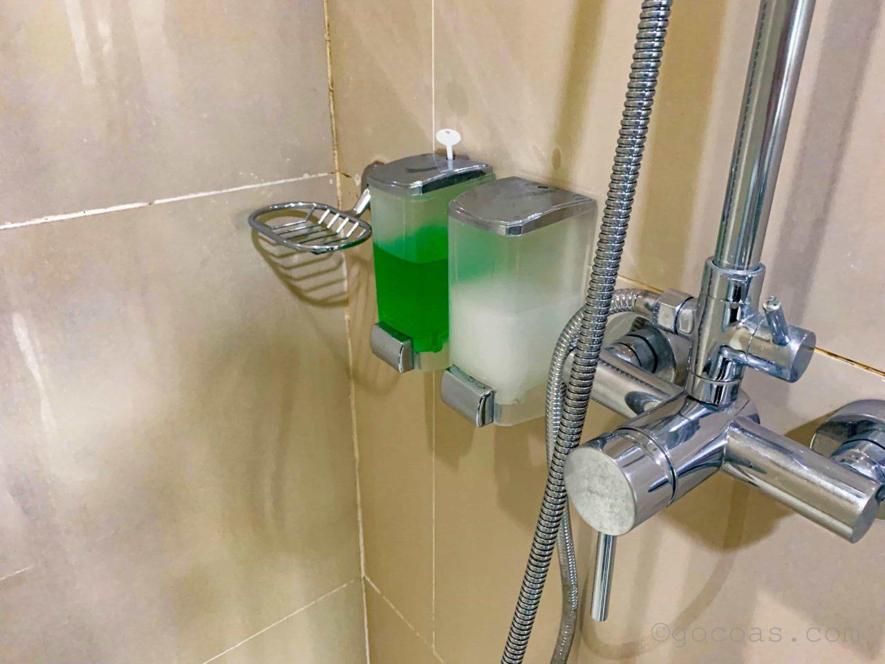 Alieiaホテル石鹸