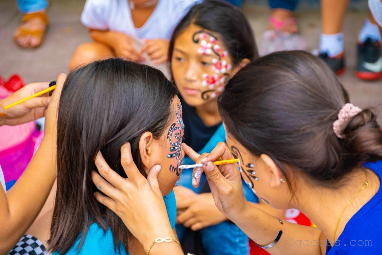 フィリピンセブ島のシヌログ祭り