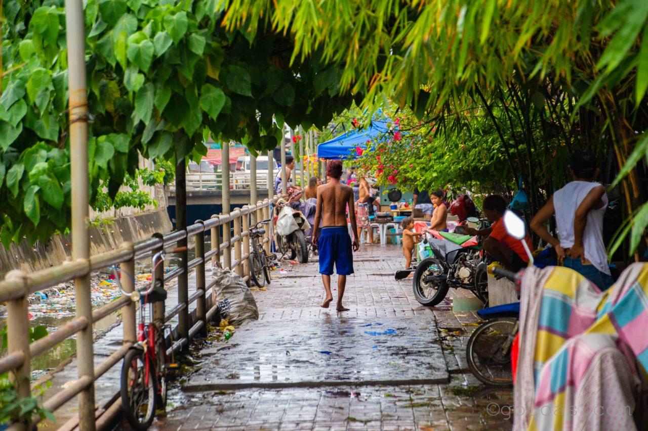 フィリピンセブ島の景色