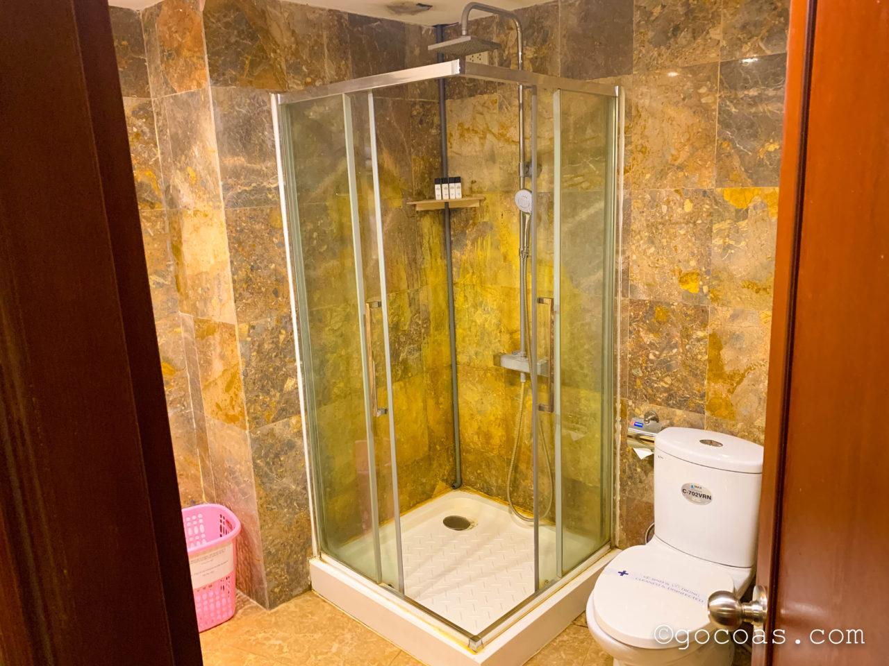 マイ ホテル エッフェル ハノイ (My Hotel - Eiffel Hanoi)バスルーム