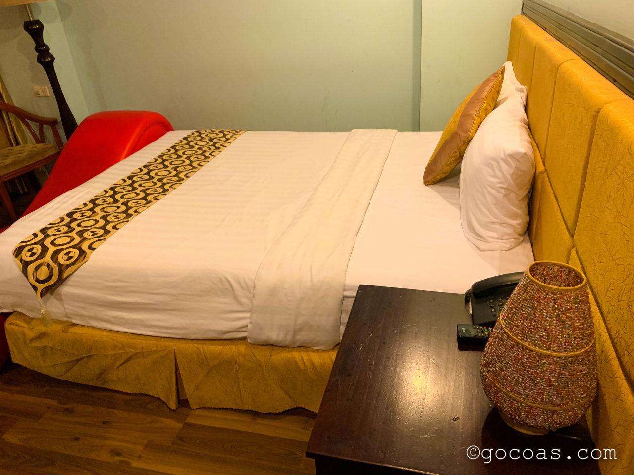 マイ ホテル エッフェル ハノイ (My Hotel - Eiffel Hanoi)ベッド