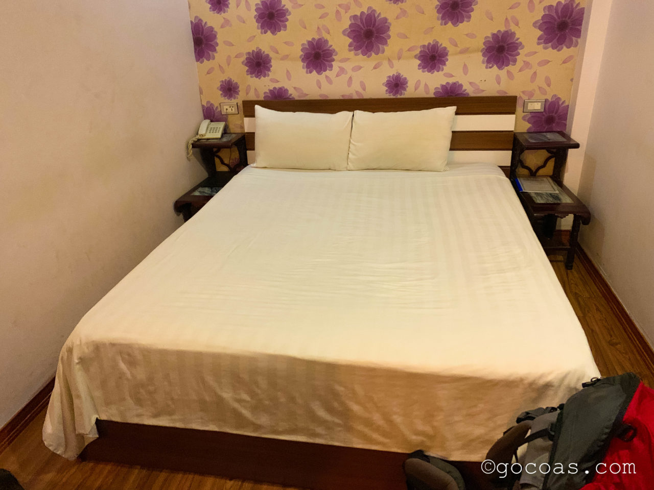 タイム ホテル (Time Hotel)ベッド