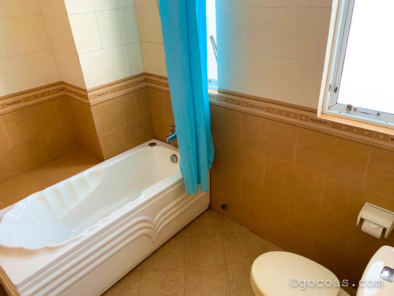 サニー C ホテル (Sunny C Hotel) バスルーム