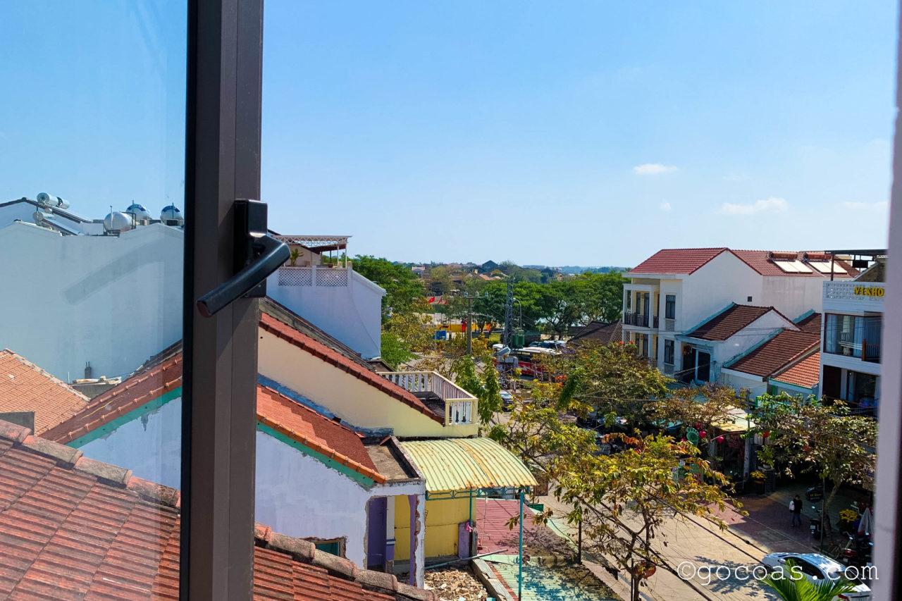 ソントラン ホテル ホイアン (Son Trang Hotel Hoi An)景色
