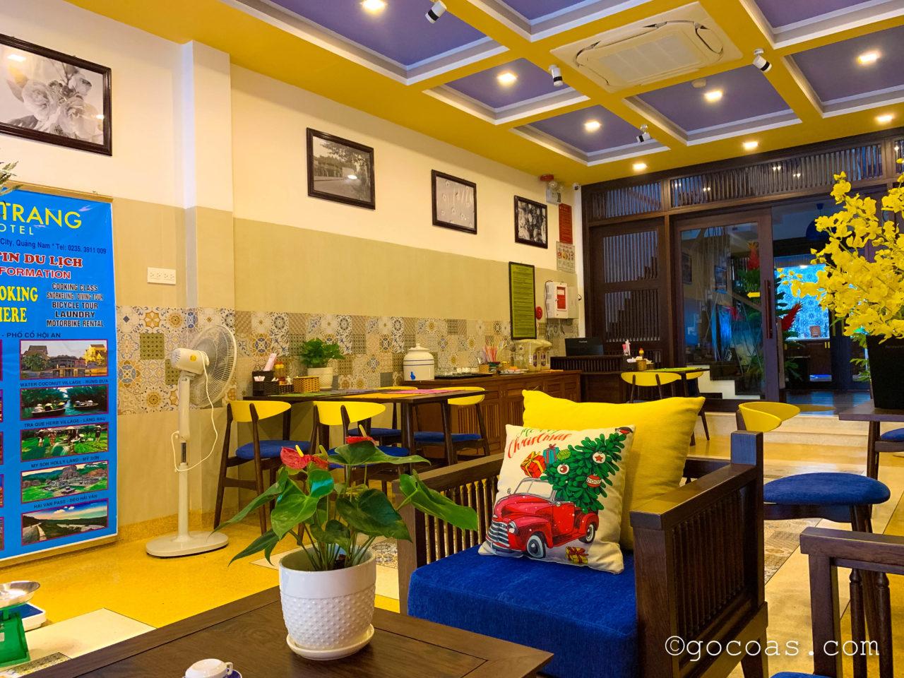 ソントラン ホテル ホイアン (Son Trang Hotel Hoi An)ロビー