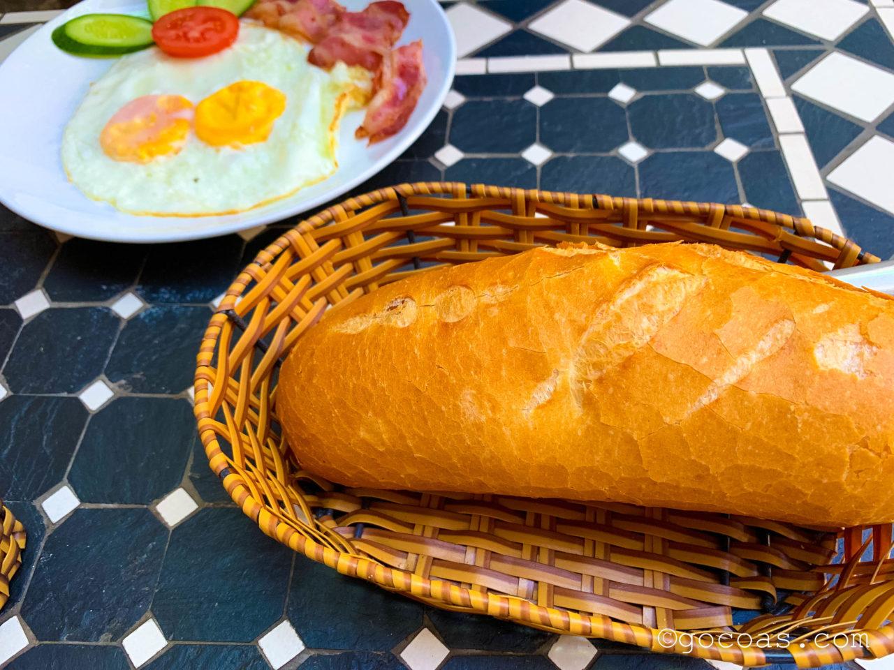 コージー ハウス 160 (Cozy House 160) 朝食