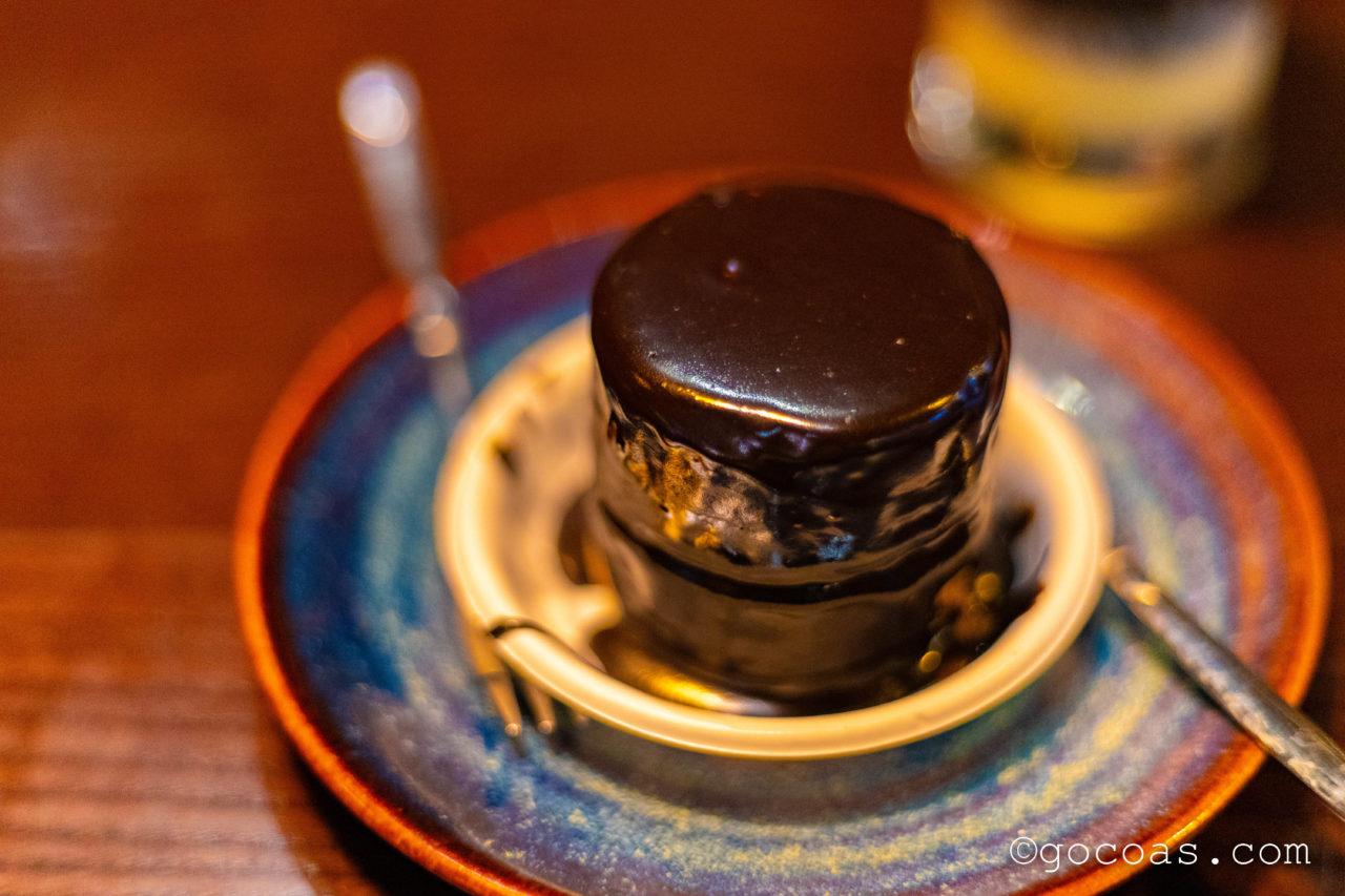 VIVENNE CAFE/restaurant/wineチョコケーキ