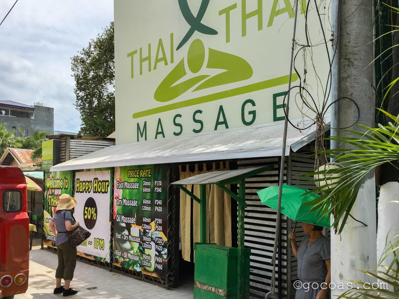 Massage Thai Thai