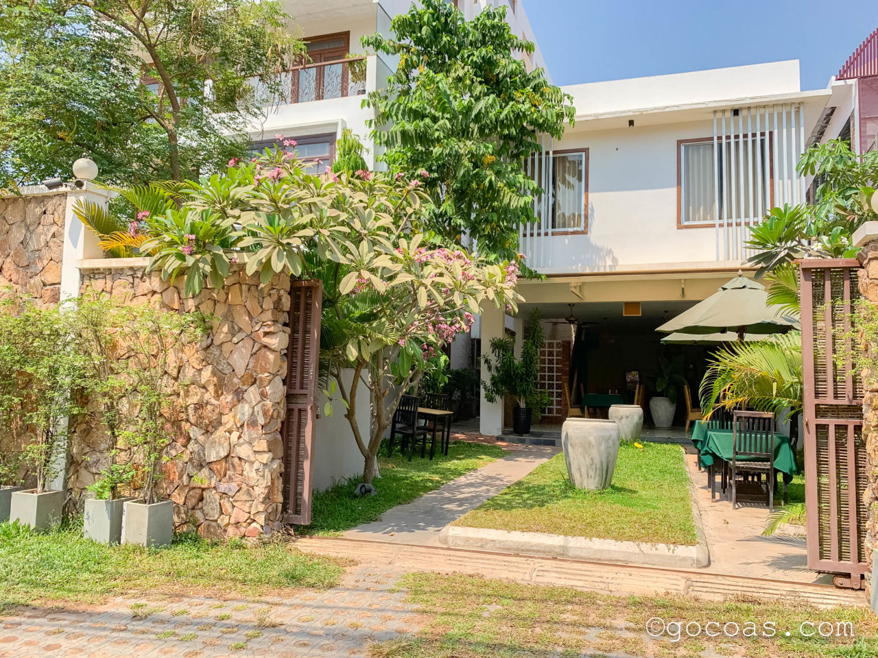 Rei Angkor Hotel&Spa外観
