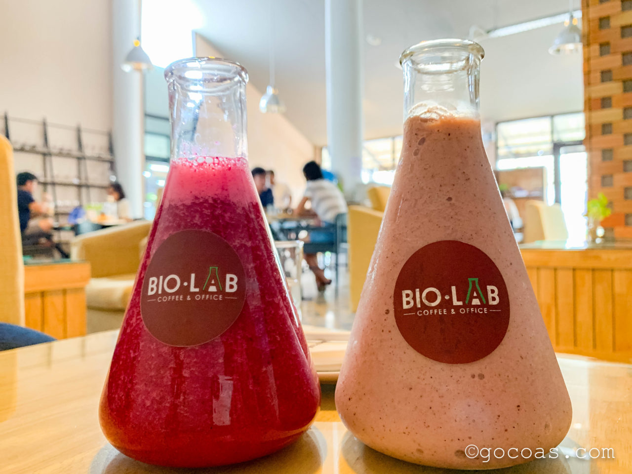 BIOLAB Coffee & Officeドリンク