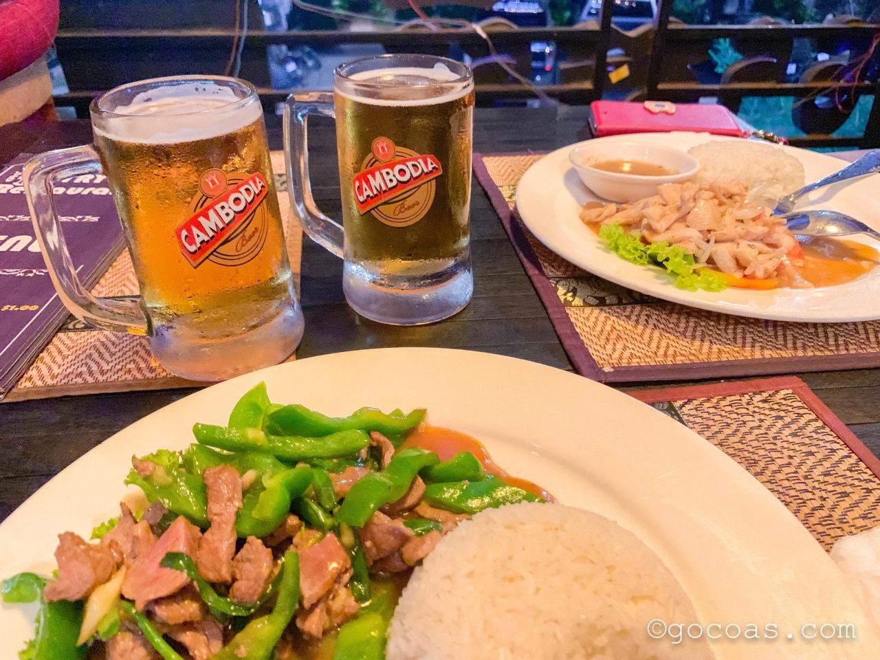 TRY ME Restaurant食事