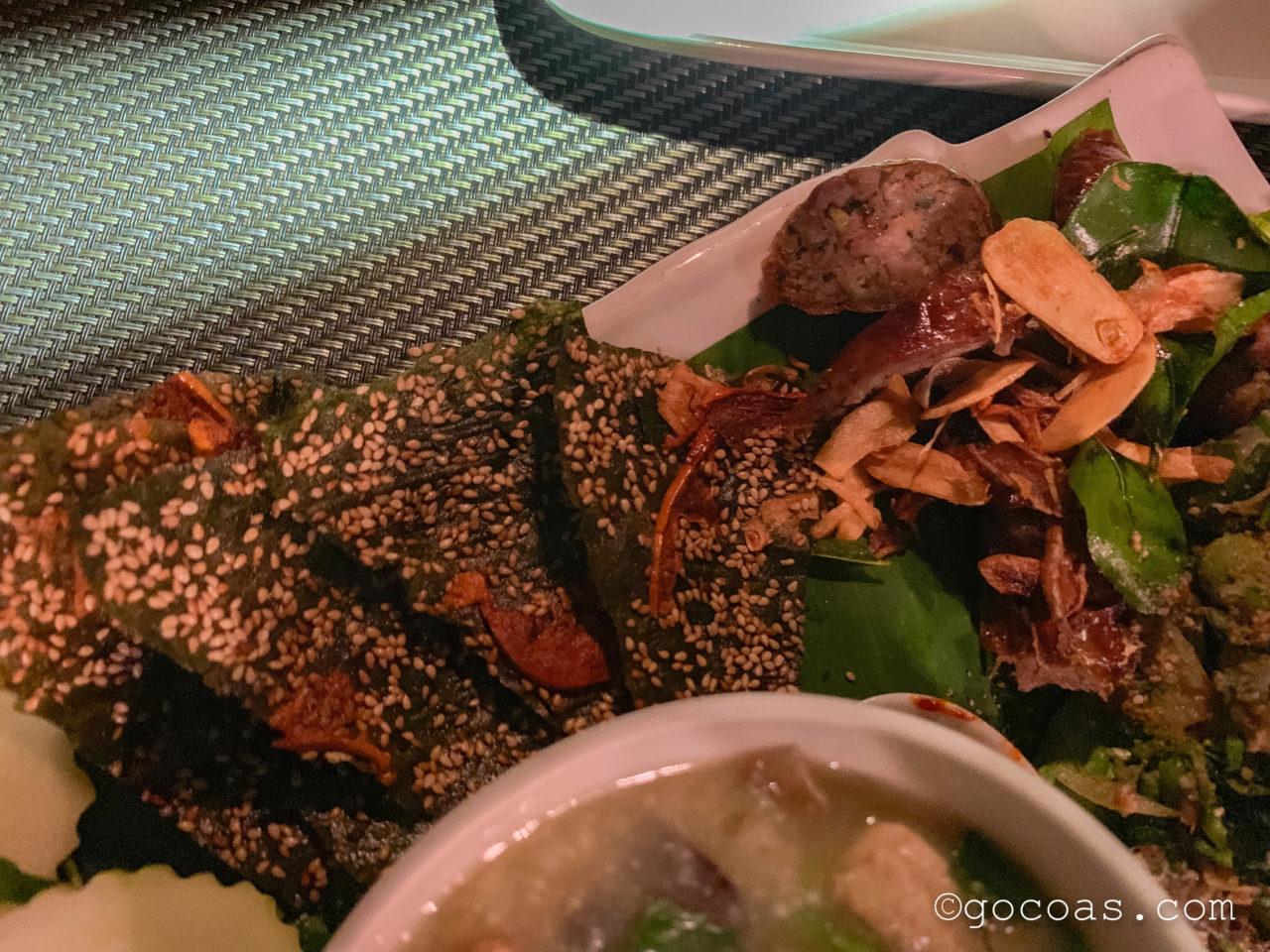 Tamarindで食べたカイペーン